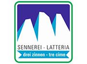 Latteria Tre Cime logo, clienti dello Studio Monika Carbonari di Padova