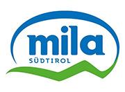Logo Mila Süd-Tirol, cliente di Monika Carbonari